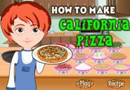 California Pizzası